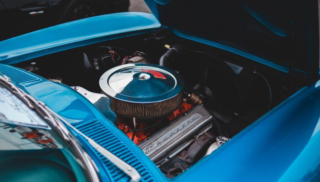 wolne obroty silnika