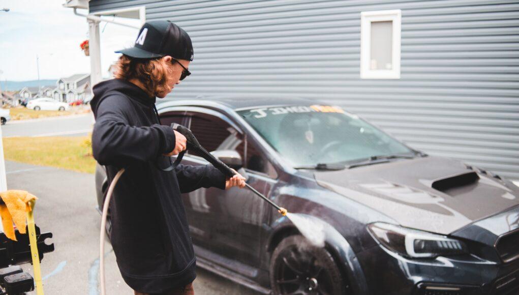 usuwanie pleśni w samochodzie