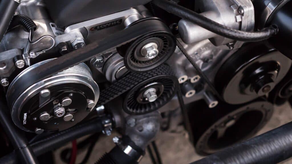 problemy z silnikiem